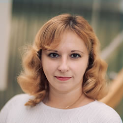Ольга Терлецька, бухгалтер